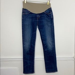 Citizens of Humanity Cropped Jeans Jerome Daman 26